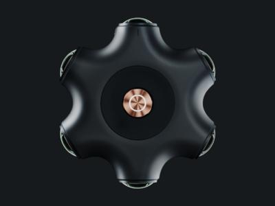 Kandao - product integration vi rendering 3d juke china guidelines identity designvisual logo