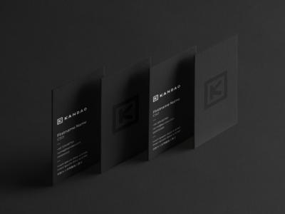 Kandao - business cards vi juke china guidelines identity designvisual logo