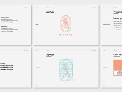 Ninsare - VI guidelines vi juke china guidelines identity designvisual logo