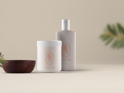 Ninsare - bottles vi juke china guidelines identity designvisual logo