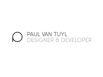 2013 Logo with Type p logo paul