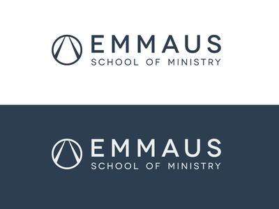 Emmaus SOM Logo logo branding circle