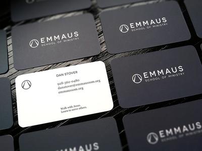 Emmaus Business Card