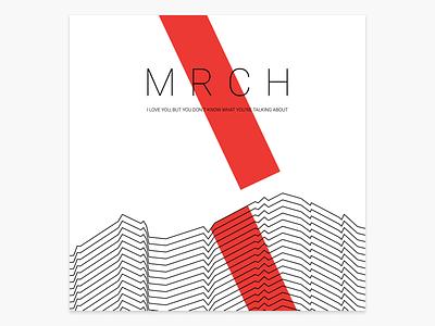 MRCH Album Cover album