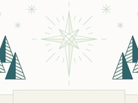 Christmas Card 2012 WIP