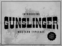Gunslinger Typeface