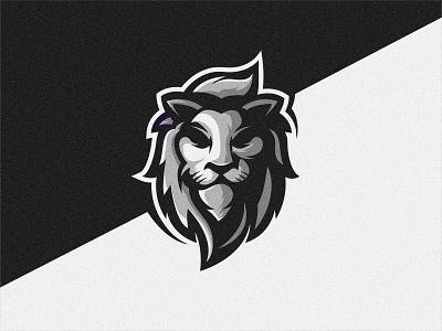 Lion Logo Esports draw corel ai hairstyle typography cartoon illustraion graphicdesign mascot esport vector branding design brandidentity artwork logo esports king lion king lion