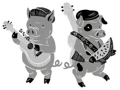 Pigtown Festival Concepts