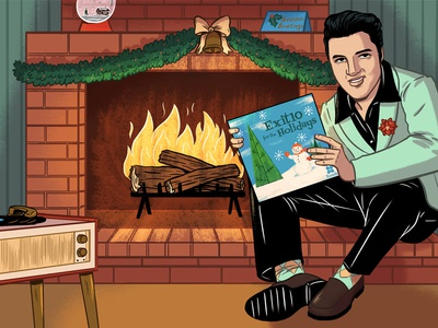 Holidays with Elvis