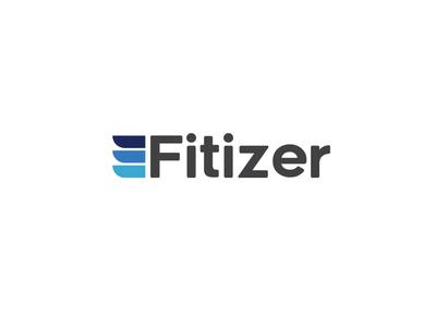 Fitizer Logo workout sport gym run fit app