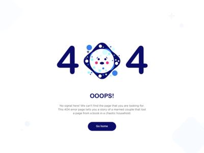 404 Page webdesign web design uidesign dailyui001 dailyui008 dailyui 404 error 404 page error 404 error