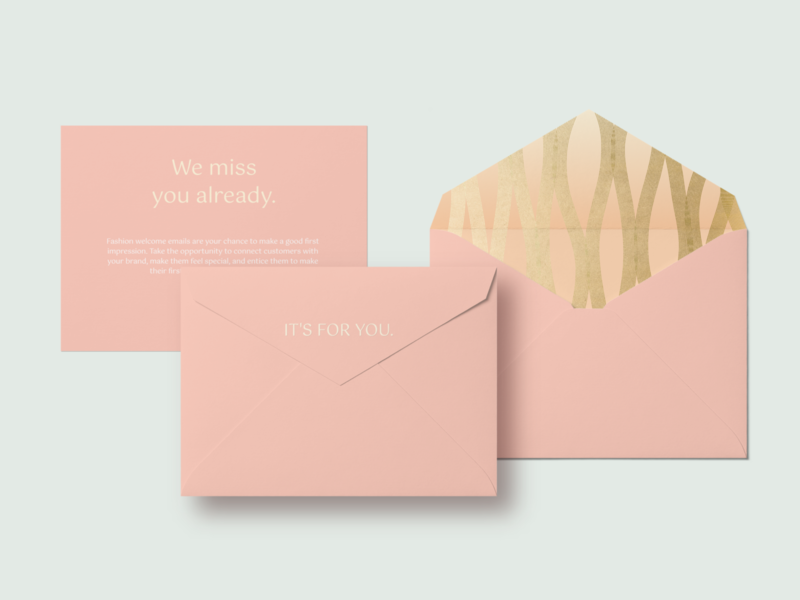 Pointed Flap A7 Envelope Mockup Scene