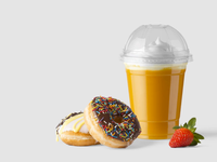 Free Smoothie Banner Design
