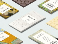 Wount - Chocolate packaging presentation concept
