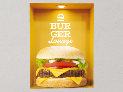 🍔 Burger Lounge Brand And Packaging Template