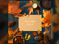 Autumn Social Post Template