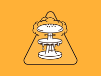 Burger Lab WIP icons