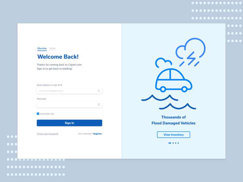 Sign in / Log in Concept user experience user interface userinterface ux ui landingpage illustration banner icon design iconography icon logodesign landing page webdesign concept login page login sign in signup
