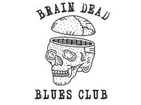 Brain Dead Blues Dribbble