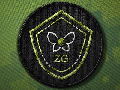 ZeldaGuide Patch patch design patch brand logocore identity logo design branding