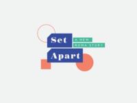 Set Apart - FINAL