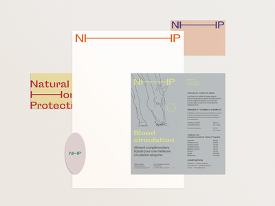 Natural Horse Protection — Branding and Packaging