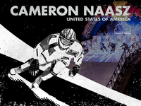 Red Bull Crashed Ice - Cameron Naasz