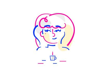 Espresso Girl