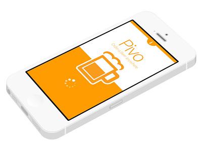 Pivo iOS App Design ios app ui design