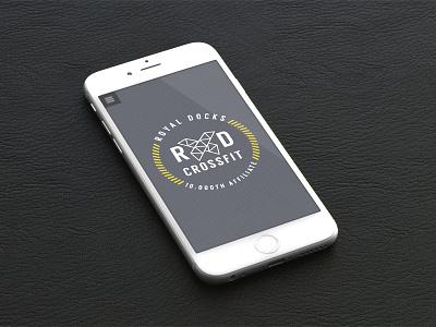 Royal Docks CrossFit Responsive Website responsive