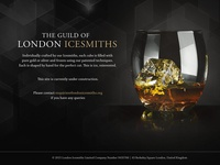 London Icesmiths Coming soon Webpage