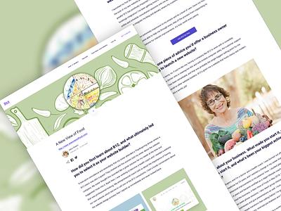 B12 Reviews product illustration website design web design blog simple clean branding ai web design abstract website ui layout design