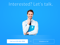BrandYourself Website: Concierge Services