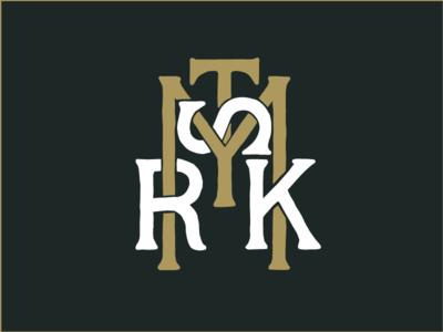 MSTRK - Logo Design