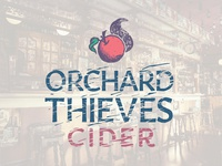 Orchard Thieves Cider - Logo Concept