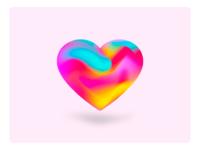 Valentine's Day love warmup day valentine design illustration heart valentine day