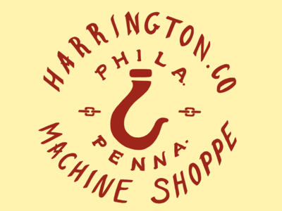 Harrington Company Lofts; Secondary Logo