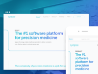 Syapse Website