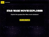 Star Wars Movie Database Explorer