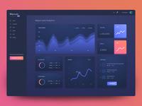 Daily UI: Dashboard UI
