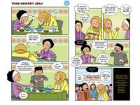 Komik tentang Dosa