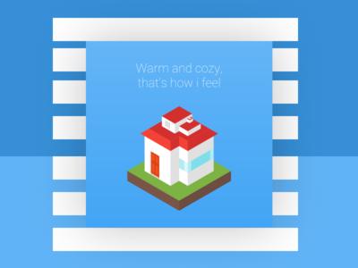 Isometric | Warm an Cozy