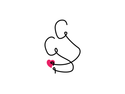 Love | Line Art Illustration