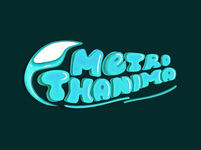 Metro Thanima drawing ui visual effects graphic design motion graphics