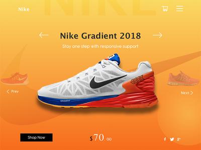 Nike concept apps web sketch adobe ux ui art graphic clean digital creative design nike