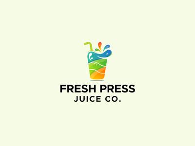 Fress Juice Logo