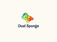 Dual Sponge Logo