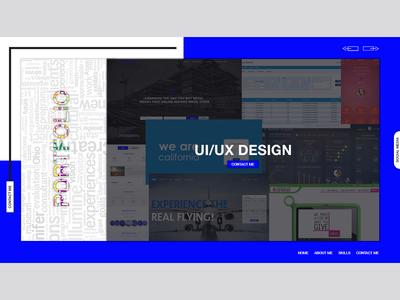 Designer Portfolio_UI/UX Design -2018