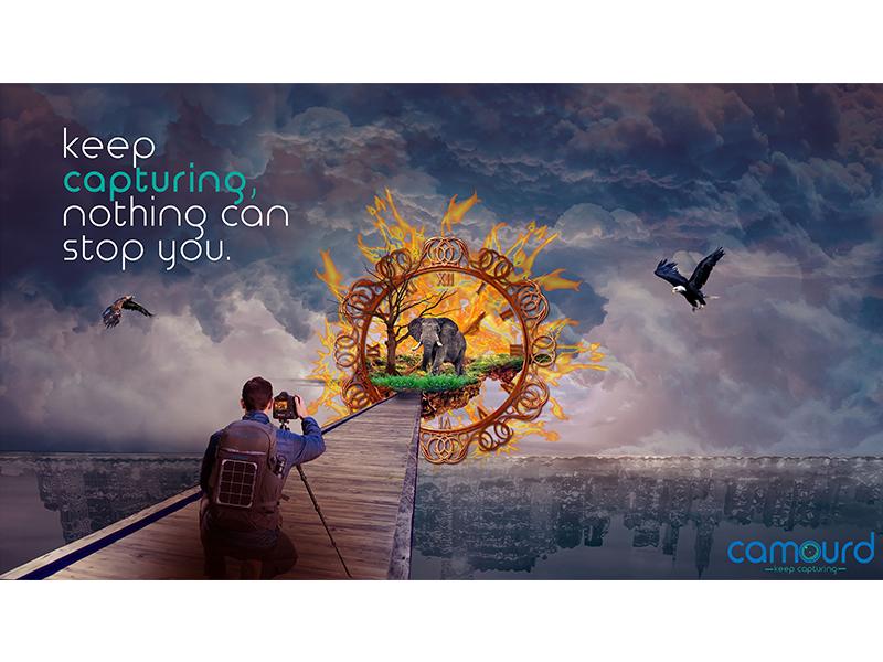 Creative Poster advertisement visual design graphic design image manipulation poster creative design
