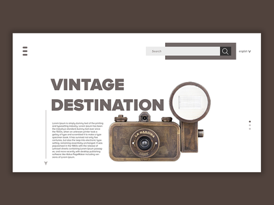 Vintage Destination